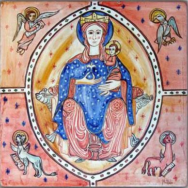 Virgen Medieval