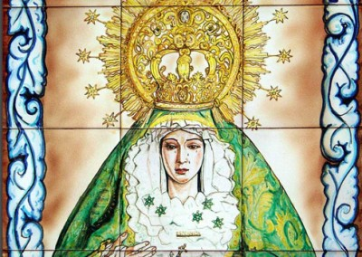 Virgen de la Esperanza de La Roda de Andalucía